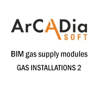 ArCADia GAS INSTALLATIONS 2