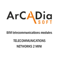 ArCADia TELECOMMUNICATIONS NETWORKS 2 MINI