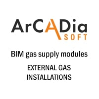ArCADia EXTERNAL GAS INSTALLATIONS
