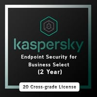 Kaspersky Endpoint Security for Business Select (2 Year)/ 20 cross grade license