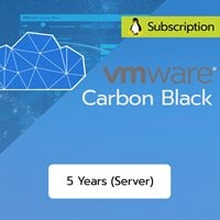 VMware Carbon Black -5 Year Subscription For Linux server