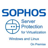 Sophos - Server Protection for Virtualization, Windows and Linux (On premise)