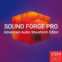 SOUND FORGE Pro 12